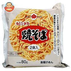 加美食品 焼そば 80g(40g×2)×18袋入