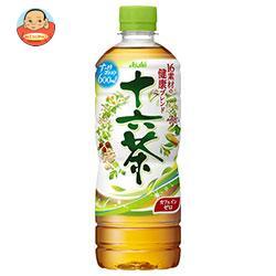 【賞味期限18.12】【旧デザイン】アサヒ飲料 十六茶(増量ボトル) 600mlペットボトル×24本入
