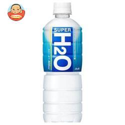 【賞味期限19.08】アサヒ飲料 スーパーH2O 600mlペットボトル×24本入