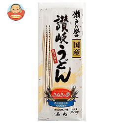石丸製麺 瀬戸の誉讃岐うどん 包丁切り 270g×12袋入