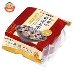 マルエー食糧 新製法 厳選お赤飯 (160g×3)×12個入
