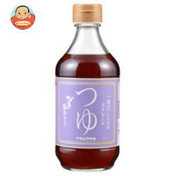 アサムラサキ かき醤油仕立てつゆ ストレート 400ml瓶×12本入