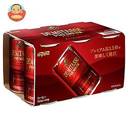 【旧デザイン】ダイドー ブレンド デミタスコーヒー(6缶パック) 150g缶×30(6×5)本入