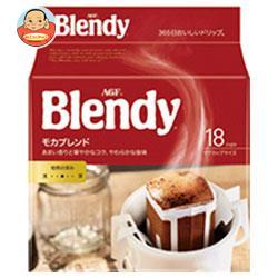 AGF ブレンディ レギュラー・コーヒー ドリップパック モカ・ブレンド 7g×18袋×6袋入