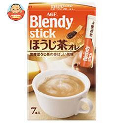 AGF ブレンディ スティック ほうじ茶オレ 10g×7本×24箱入