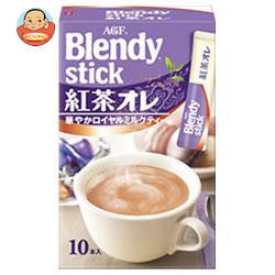 AGF ブレンディ スティック 紅茶オレ 11g×10本×24箱入