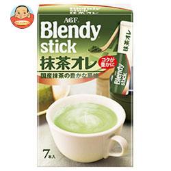 AGF ブレンディ スティック 抹茶オレ 12g×7本×24箱入