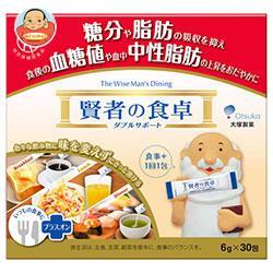 大塚製薬 賢者の食卓 ダブルサポート【特定保健用食品 特保】 6g×30包×1箱入