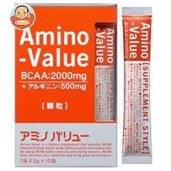 大塚製薬 アミノバリュー サプリメントスタイル (4.5g×10袋)×20(5箱×4)箱入