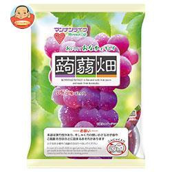 マンナンライフ 蒟蒻畑 ぶどう味 25g×12個×12袋入