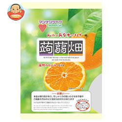 マンナンライフ 蒟蒻畑 温州みかん味 25g×12個×12袋入