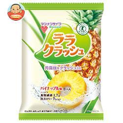 マンナンライフ 蒟蒻畑 ララクラッシュ パイナップル味【特定保健用食品 特保】 24g×8個×12袋入