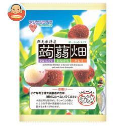 マンナンライフ 蒟蒻畑 ソルトinライチ味 25g×12個×12袋入