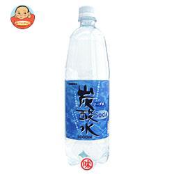 木村飲料 KIMURA炭酸水 1000mlペットボトル×12本入