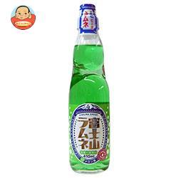 木村飲料 富士山ラムネ メロン味 410ml瓶×15本入