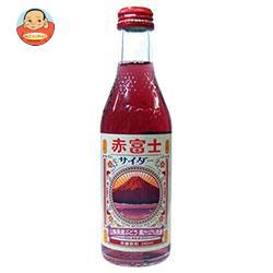 木村飲料 赤富士サイダー 240ml瓶×20本入