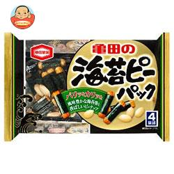亀田製菓 海苔ピーパック 89g×12袋入