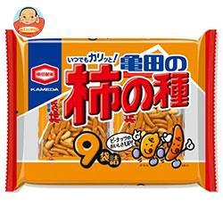亀田製菓 亀田の柿の種 9袋詰 265g×12袋入