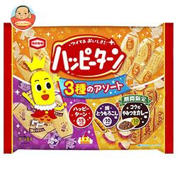 亀田製菓 ハッピーターン 3種のアソート 154g×12袋入