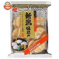 三幸製菓 新潟仕込み こだわりのほんのり塩味 30枚×12個入