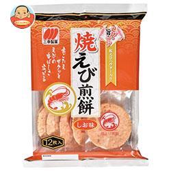三幸製菓 焼えび煎餅 12枚×12袋入