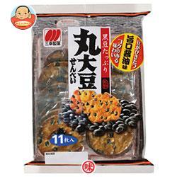 三幸製菓 丸大豆せんべい 11枚×12個入