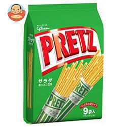グリコ プリッツサラダ 9袋×6袋入