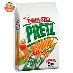 グリコ トマトプリッツ 9袋×6袋入