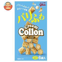 グリコ クリームコロン あっさりミルク 6袋×5個入