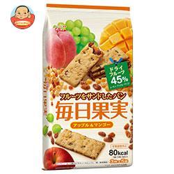 グリコ 毎日果実 アップル&マンゴー 15枚(3枚×5袋)×5個入