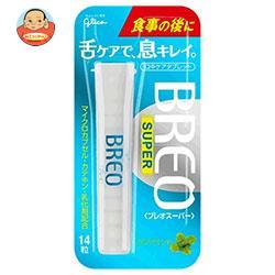 グリコ BREO SUPER(ブレオスーパー) クリアミント 14粒×5個入