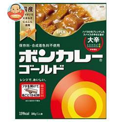 大塚食品 ボンカレーゴールド 大辛 180g×30(10×3)個入