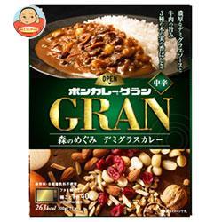 大塚食品 ボンカレーグラン 森のめぐみ デミグラスカレー 200g×30個入