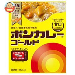 大塚食品 ボンカレーゴールド 甘口 180g×30個入