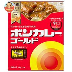 大塚食品 ボンカレーゴールド 辛口 180g×30個入