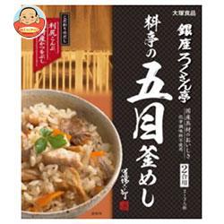 大塚食品 銀座ろくさん亭 料亭の五目釜めし 287.5g×30(5×6)箱入