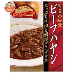 中村屋 新宿中村屋 ビーフハヤシ たっぷり牛肉と濃厚デミグラス 200g×5箱入