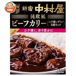 中村屋 純欧風ビーフカリー コク深いデミの芳醇リッチ 180g×5箱入