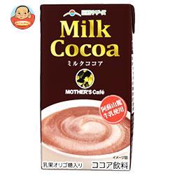 らくのうマザーズ ミルクココア 250ml紙パック×24本入
