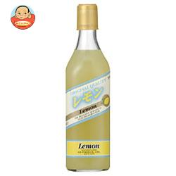 ジーエスフード GS レモン 500ml瓶×12本入