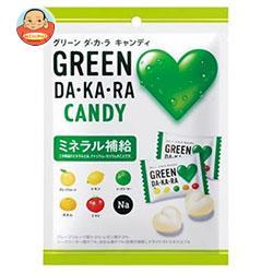 ロッテ GREEN DA・KA・RA キャンディ 79g×10袋入