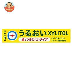 ロッテ うるおいキシリトールガム シトラスミント 14粒×20個入