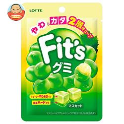 ロッテ Fit's グミ マスカット 44g×10袋入