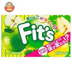 ロッテ Fit's 青りんごor洋なし 12枚×10個入