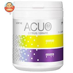 ロッテ ACUO(アクオ) フルーツアソートファミリーボトル 140g×6個入