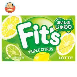 ロッテ Fit's トリプルシトラス 12枚×10個入