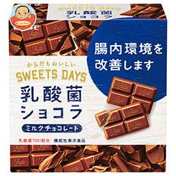 ロッテ 乳酸菌ショコラ【機能性表示食品】 56g×6箱入