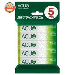ロッテ ACUO(アクオ) グリーンミント 5P×10個入