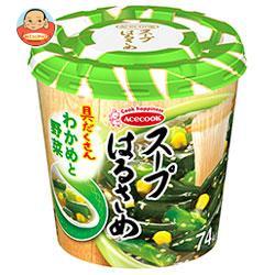 エースコック スープはるさめ わかめと野菜 21g×12(6×2)個入