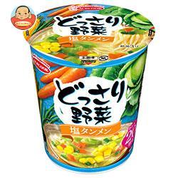 エースコック どっさり野菜 塩タンメン 60g×12個入